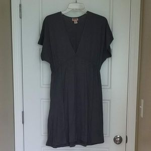 Slate Grey Tunic Dress